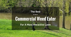 Top 8 Products – The Best Commercial Weed Eater
