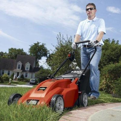 using-best-cordless-electric-lawn-mower