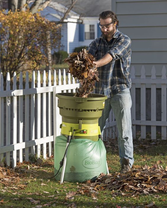 best leaf shredder vacuum