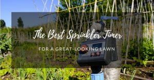 For a Healthy Lawn – The Best Sprinkler Timer