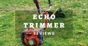 Best Echo Trimmer Reviews 2020