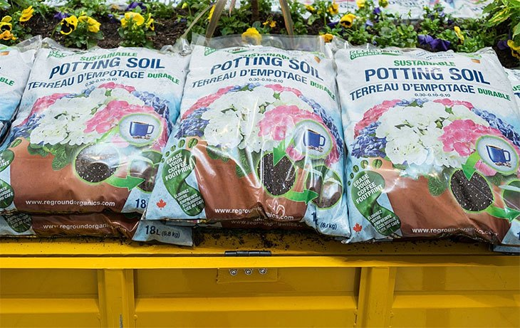 best potting soil for herbs